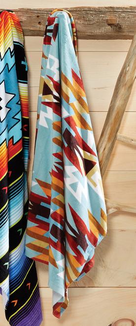 Adobe Skies Oversized Towel