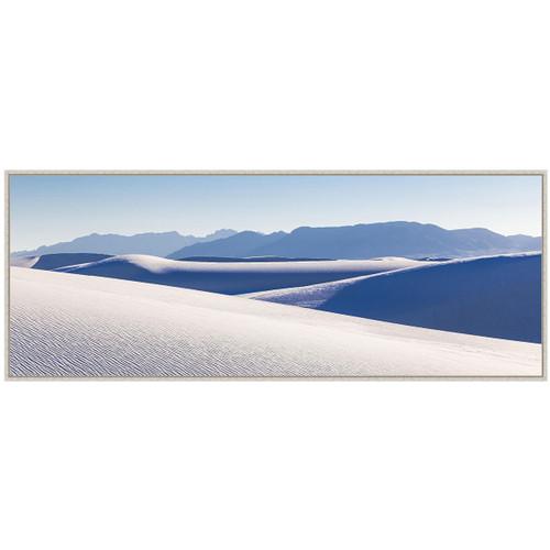 Alabaster Desert Framed Art