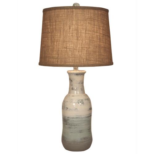 Alabaster Jug Table Lamp