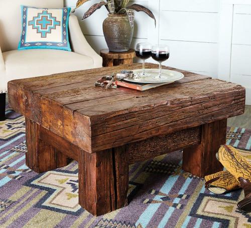 Alamosa Reclaimed Wood Coffee Table