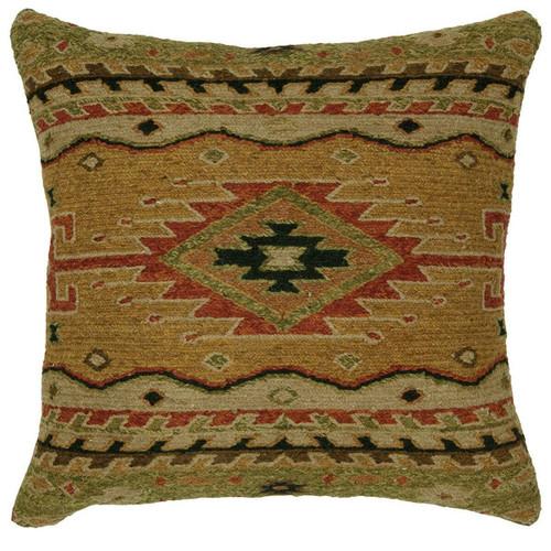 Angel Fire Sun Pillow - 22 x 22 - BACKORDERED UNTIL 10/5/2021