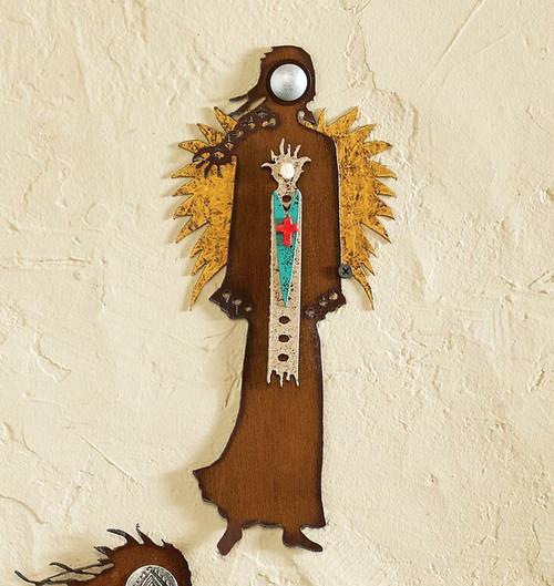 Angel of Friendship Spirit Woman Wall Art