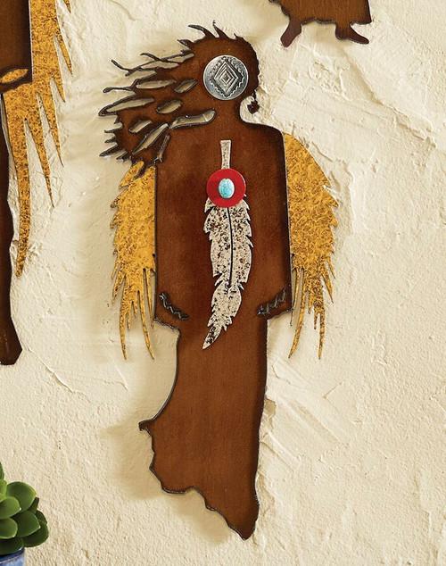 Angel of Strength Spirit Woman Wall Art