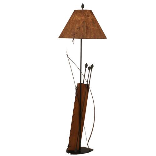 Archer's Quiver Floor Lamp