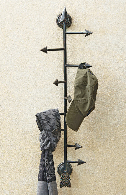 Arrow Hat & Coat Rack