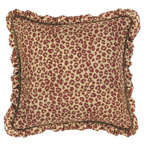 Austin Cheetah Print Euro Sham