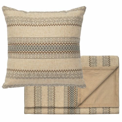 Ava Bedscarf & Pillow Set - King