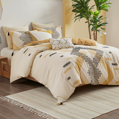 Avalon Comforter Set - King/Cal King