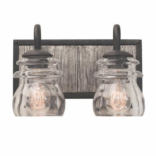 Bainbridge 2 Light Vanity Lamp