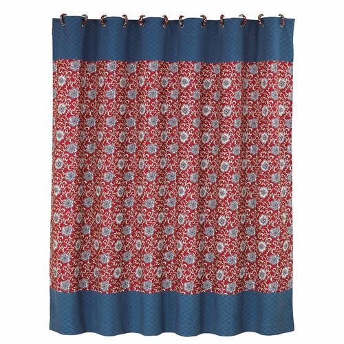 Bandana Shower Curtain