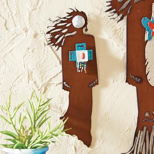Beautiful Kindness Spirit Woman Wall Art