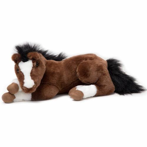 Bella the Bay Horse Stuffed Animal