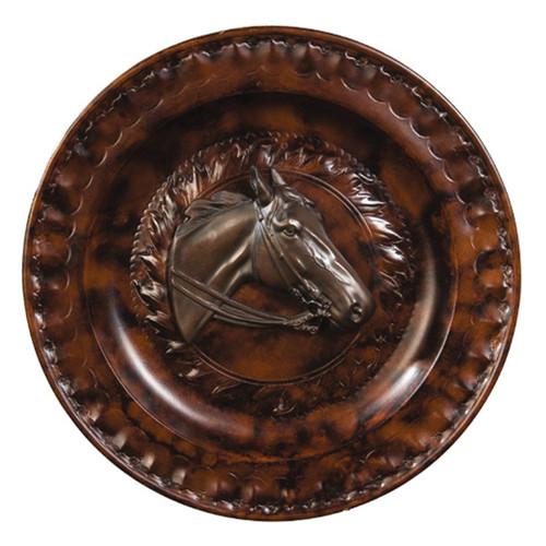 Boone Horse Wall Plaque
