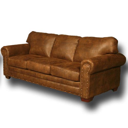 Buckskin Sofa