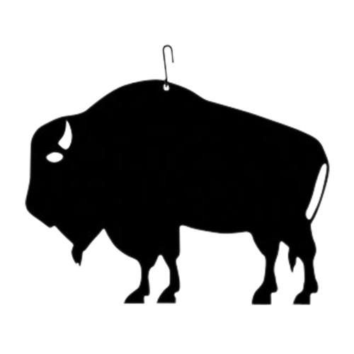 Buffalo Hanging Silhouette