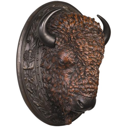 Buffalo Head Mount