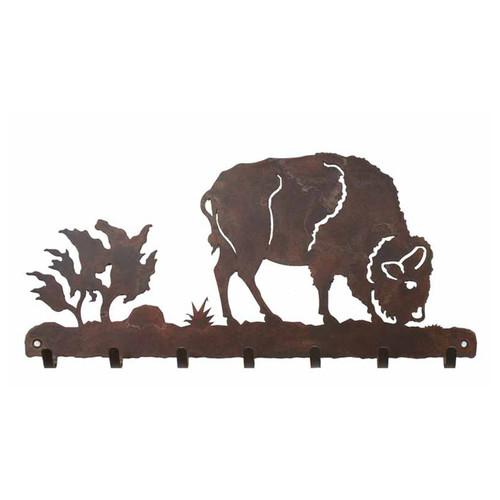 Buffalo Key Chain Holder
