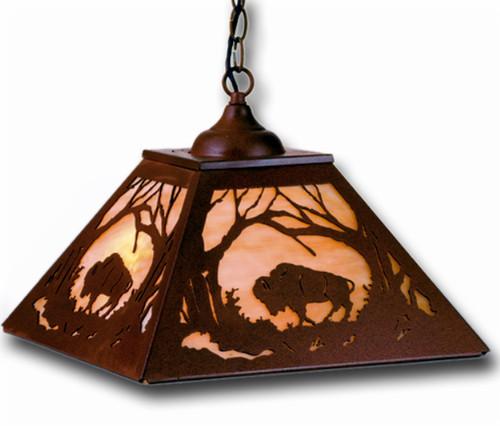 Buffalo Pendant Light