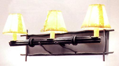 Bundled Twigs Vanity (3 Light )