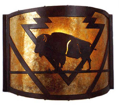 Buffalo Wall Sconce