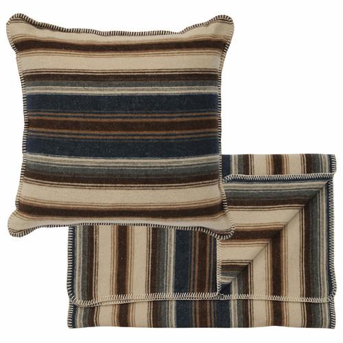 Cadillac Ranch Bedscarf & Pillow Set - King