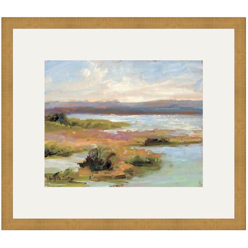 Canyon Riverbank I Canvas Art