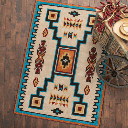 Canyon Rust Rug - 8 Ft. Round