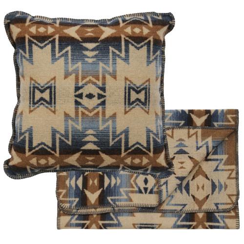 Cascada Bedscarf & Pillow Set - King