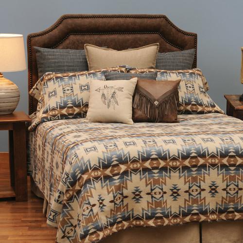 Cascada Bedspread - Cal. King
