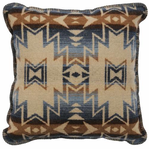 Cascada Geometric Pillow