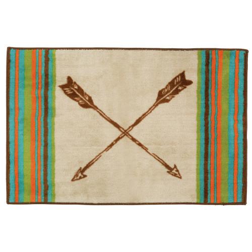 Cheyenne Stripes Arrow Rug