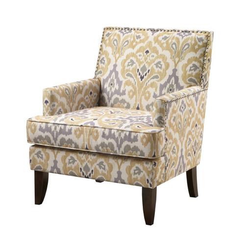 Chic Western Club Chair