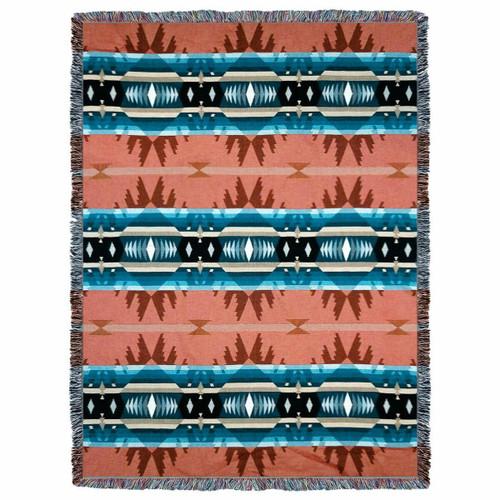 Cimarron Agate Tapestry Throw