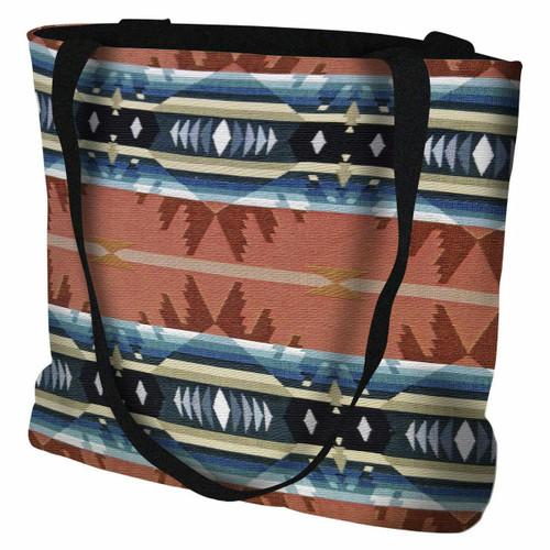Cimarron Agate Tote Bag