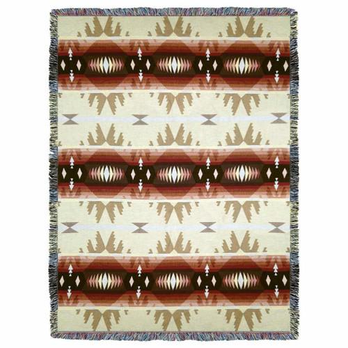Cimarron Tapestry Throw