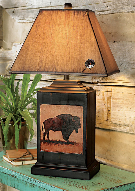 Bison Table Lamp