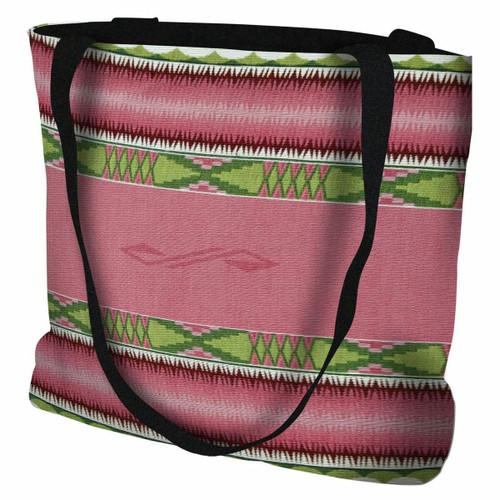 Concho Springs Rose Tote Bag