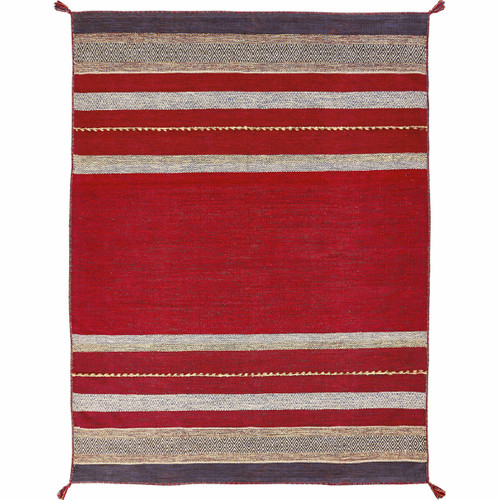 Corrales Stripes Rug - 9 x 12