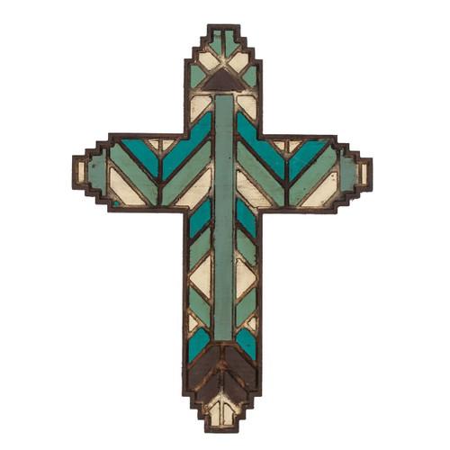 Country Chapel Wall Cross