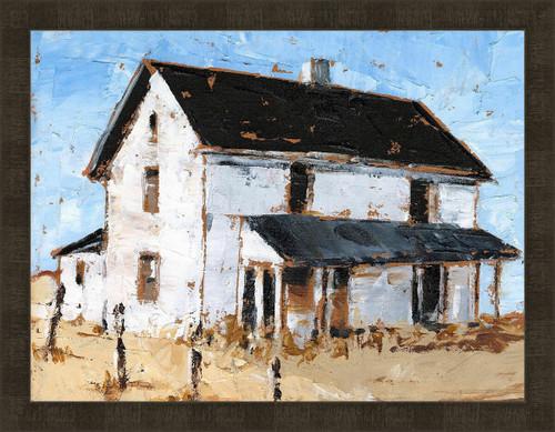 Country Farmhouse I Framed Wall Art