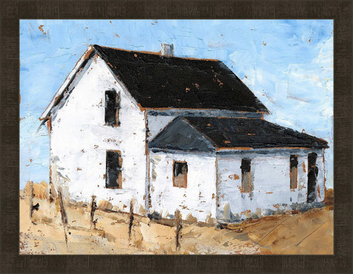 Country Farmhouse II Framed Wall Art