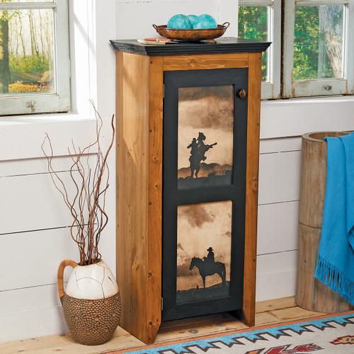 Cowboy Dreams Cupboard/Cabinet