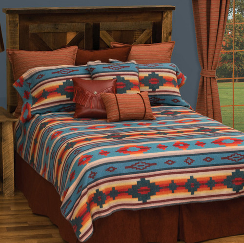 Crystal Creek Bedspread - Cal King