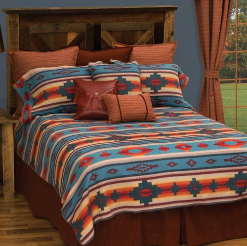 Crystal Creek Bedspread - King