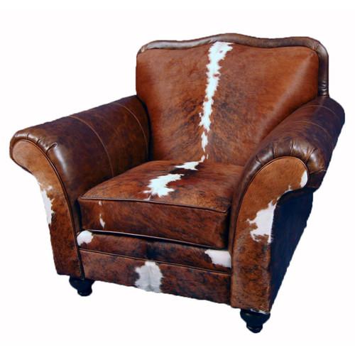Cuero Club Chair