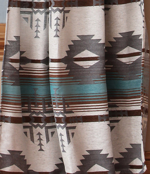 Dakota Sky Shower Curtain