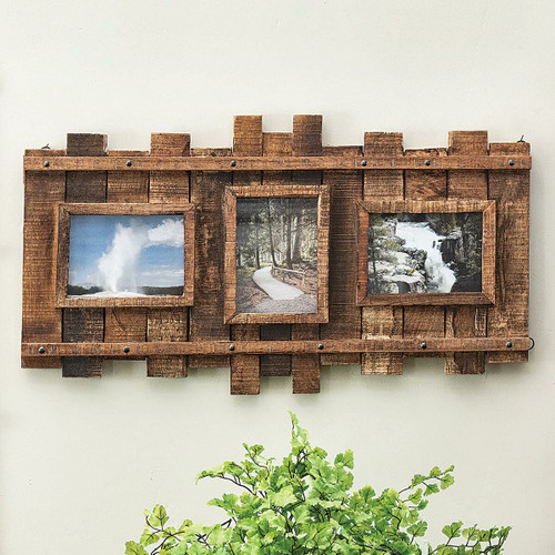 Deadwood Wall Picture Frame - Horizontal