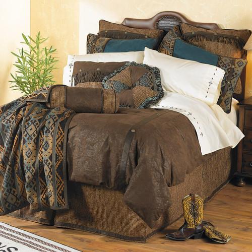 Del Rio Bed Set - Twin