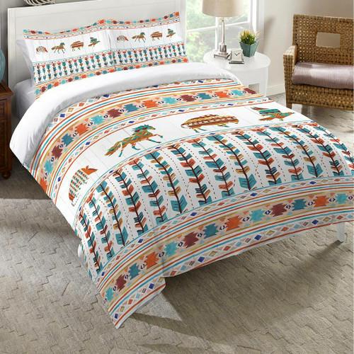 Desert Crossing Comforter - Twin