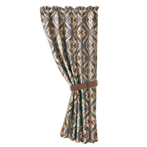 Desert Oasis Curtain